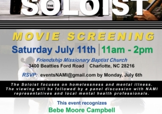 The Soloist Event Flyer1web